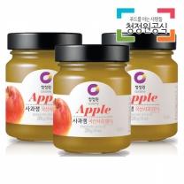 청정원 사과잼 280gx3개