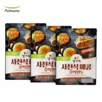 [풀무원] 사천식매콤호떡만두(600g) X 3개