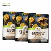 [풀무원] 달콤씨앗 호떡만두(600g) X 3개