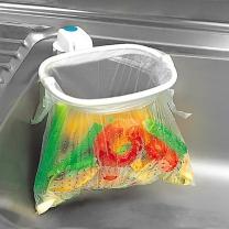 음식물수거 비닐걸이