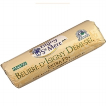 [치즈몰]이즈니 가염버터 롤 250g/AOC인증 버터, 천연버터