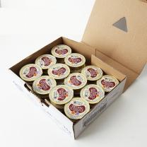 [치즈몰]이즈니 무염버터(25g x 48개) / 대용량, 천연버터