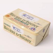[치즈몰]이즈니 가염버터브릭 250g/AOC인증 버터, 천연버터