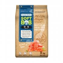 소프트밥 연어 3kg + 150g 증정