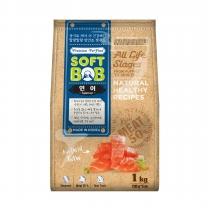 소프트밥 연어 1kg + 150g 증정