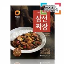 청정원 삼선짜장 180g