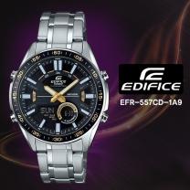 [CASIO] 카시오 에디피스 EFR-557CD-1A9 남성시계 메탈밴드 손목시계