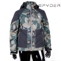 스파이더 스키 자켓 /D- SPCWCISJ404-KHA / 맨즈 로켓 다운 재킷
