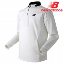 뉴발란스 티셔츠 /D- NBNC747021 10 / MEN 스노우히트 기모 하이넥 하프집업