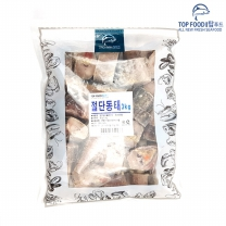 [탑푸드] 절단동태 3kg