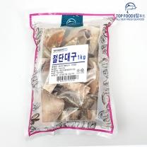 [탑푸드] 절단대구 1kg