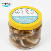 [신안새우젓]신안어담 밴댕이젓 1kg