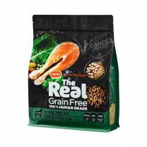 하림 펫푸드 더리얼 그레인프리 어덜트 연어 1kg