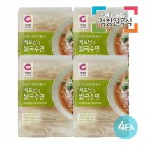 청정원 베트남식쌀국수면 4개
