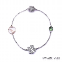 SWAROVSKI 스와로브스키 정품 5365755 여성용 팔찌