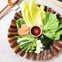 포항 구룡포 산지직송 햇 과메기