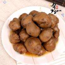 [해만나] 숙 장아찌 돼지감자 350g