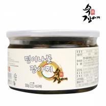 [해만나] 숙 장아찌 명이나물 350g x 3개
