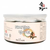 [해만나] 숙 장아찌 돼지감자 350g x 3개