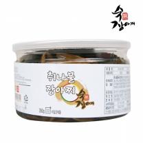 [해만나] 숙 장아찌 취나물 350g x 3개