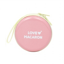 러브 마카롱 핑크 슬림 콘돔 5P(콘돔케이스포함)