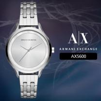 [AX] 아르마니 익스체인지 AX5600 여성시계 메탈밴드 손목시계