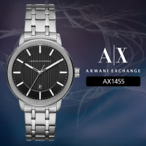 [AX] 아르마니 익스체인지 AX1455 남성시계 메탈밴드 손목시계