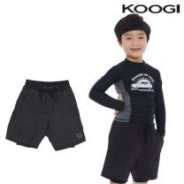 KB-L739 쿠기 남아동 수영복 비치 트렁크