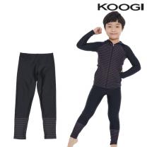KB-L737 쿠기 남아동 수영복 하의레깅스 9부 단품