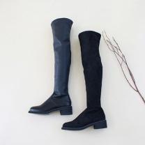 [바보사랑]안데슨 니하이 롱부츠(4.5cm)