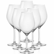 [바보사랑]오션 산테 보르도 와인잔6P