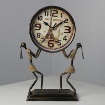 [바보사랑](kcrz029)홀딩 빈티지 탁상시계 (엔틱)