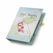 [바보사랑]요정 편지상자세트(편지지20장+봉투+볼펜)
