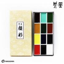 [바보사랑]봉황 사각 안채 12색세트