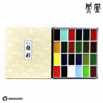 [바보사랑]봉황 사각 안채 24색세트