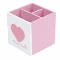 [바보사랑]스위트데이 하트펜꽂이(핑크/WD207/천하)