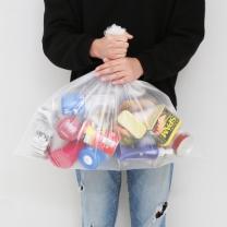 [바보사랑]모던데일 분리수거함 비닐봉투 40L(100매)