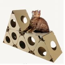 코코캣 노리터 고양이집 고양이놀이터