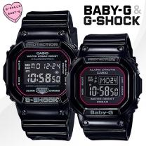 [G-SHOCK] 지샥 베이비지 SLV-18B-1 커플시계 러브컬렉션 한정판시계