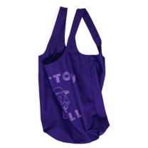[바보사랑]Cottonbell Logo Shopper Bag - Puple