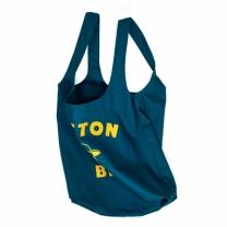 [바보사랑]Cottonbell Logo Shopper Bag - Blue Green