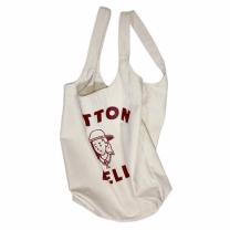 [바보사랑]Cottonbell Logo Shopper Bag - Ecru