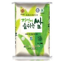 [전남순천5대농협친환경쌀] 무농약 백미(4kg)