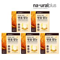 내츄럴플러스 건강을 담은 명품 쌀눈 (3gx30포) 5박스