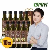 GNM자연의품격 아보카도오일 엑스트라버진 250ml 10병