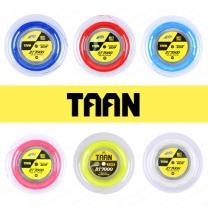 [ TAAN BT7000 ] TAAN/배드민턴라켓롤거트/스트링/줄/용품/200M/20회분량