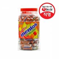 [농심직영] 멘토스 미니프루티 100입(1000g)