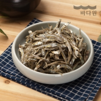 [바다원]햇중멸(안주,조림용멸치) 1.5kg 원물박스
