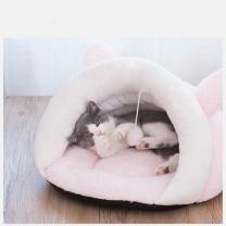 [바보사랑]고양이집 숨숨집 강아지집 고양이용품 마약방석 래빗