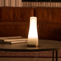 루미르S 테이블 램프 / LED 유리 무드등 / 취침등 / 수유등/ 스탠드